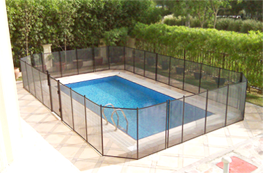 Pool safety pool covers pool feance pool guard pool for Pool safety dubai